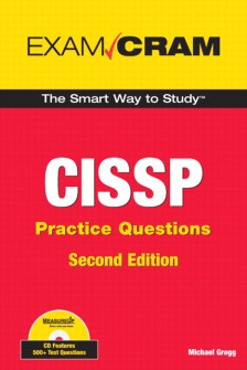 CISSP Practice Questions Exam Cram (2nd Edition)